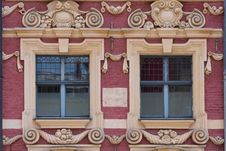 Free Windows In Lille, France Stock Image - 21081081