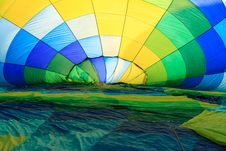 Free Hot Air Balloon Stock Photography - 21081622
