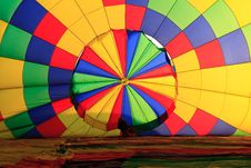 Free Hot Air Balloon Royalty Free Stock Photography - 21081707
