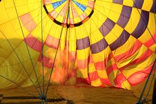 Free Hot Air Balloon Stock Image - 21081741