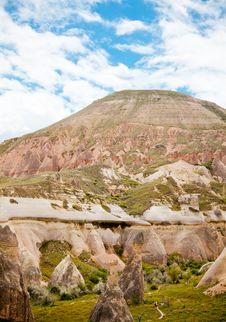 Free Goreme National Historical Park Royalty Free Stock Photography - 21081987