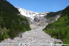 Free Glacial Valley Stock Photos - 21082943