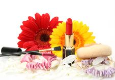 Free Decorative Cosmetics Stock Photo - 21084490