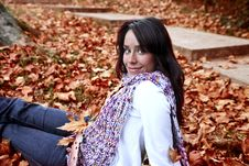 Free Autumn In The Park Royalty Free Stock Photography - 21086077