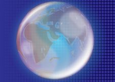 Free Bubble Earth Stock Photography - 21086682