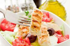 Free Chicken Salad Stock Photos - 21086853