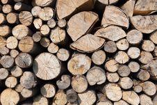 Free Dry Chopped Firewood Stock Photos - 21086903