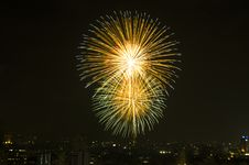 Free Fireworks Stock Images - 21086934