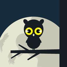 Free Owl3 Stock Photography - 21087372