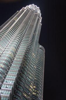 Free Petronas Twin Towers Stock Image - 21088671