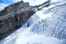 Titlis Glacier, Switzerland Royalty Free Stock Images