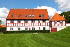 Free Scandinavian Architecture, Castle Stock Photography - 21091352