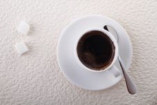 Free Cup Of Coffee Royalty Free Stock Photo - 21091375