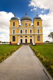 Free Orthodox Church Stock Photography - 21091952