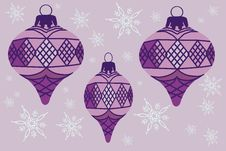 Free Ornament Illustration Royalty Free Stock Photography - 21092437