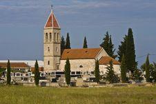 Free St.Michael Church In Drinovci Royalty Free Stock Photo - 21096475