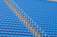 Free Stadium Seats Royalty Free Stock Images - 21096889