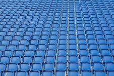 Free Stadium Seats Stock Photos - 21096963