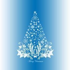 Free Merry Christmas Royalty Free Stock Image - 21097856