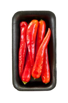 Free Red Chili Stock Photography - 21098392