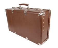 Free Old Suitcase Royalty Free Stock Photography - 21099127
