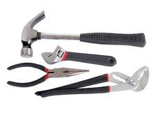Free Work Tools In White Stock Photo - 21099180