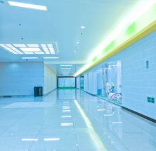 Free Underpass Corridor Stock Photo - 21099330