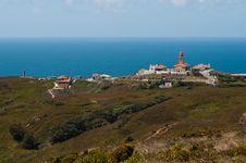 Free Landscapes Cabo Da Roca Stock Image - 21099761