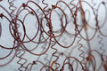 Free Old Rusted Wire Netting Royalty Free Stock Photography - 2119687