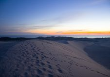 Free Sand Dunes Royalty Free Stock Images - 2110519