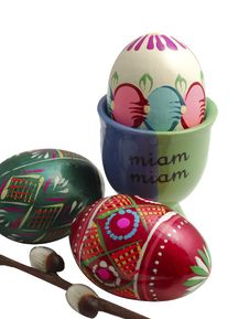 Free Easter Eggs Stock Image - 2111811