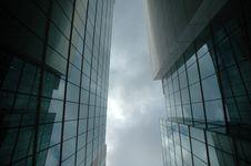Free Gazing Upwards Stock Image - 2112311
