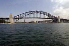 Free Sydney Harbour Bridge Stock Images - 2113284