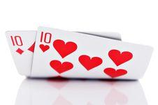 Free Pocket Tens Stock Image - 2114591