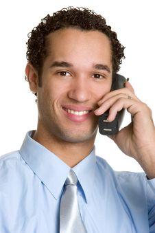 Free Telephone Businessman Stock Photos - 2114713
