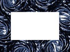Free Metallic Frame 5 Royalty Free Stock Photography - 2115347
