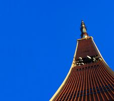 Free TV Tower On Blue Sky Stock Photography - 2116292