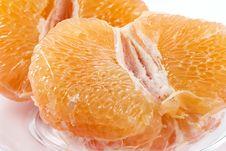 Free Half Of Grapefruit Stock Photos - 2116603