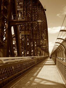 Free Perspective, Sydney Bridge Stock Photos - 2117473