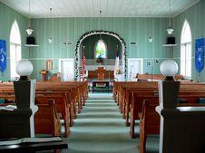 Country Church Royalty Free Stock Photos