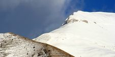 Free Mountains Skyline Stock Image - 2118791