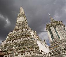 Free Wat Arun Stock Images - 2118844
