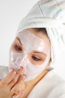 Free Beauty Mask 19 Royalty Free Stock Images - 2119239