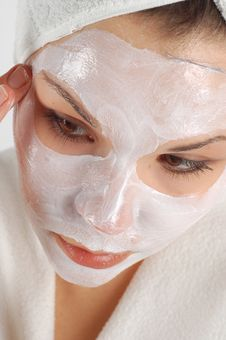 Free Beauty Mask 19 Royalty Free Stock Images - 2119259