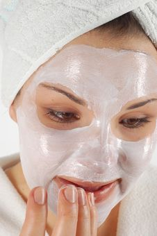 Free Beauty Mask 19 Royalty Free Stock Photography - 2119267