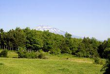 Free Etna Landscape Royalty Free Stock Images - 2119429