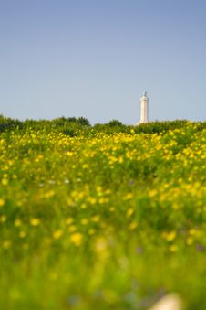 Free Capo Passero Lighthouse Stock Images - 2119484