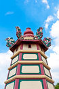 Free The Chinese Pagoda Royalty Free Stock Photos - 21109358