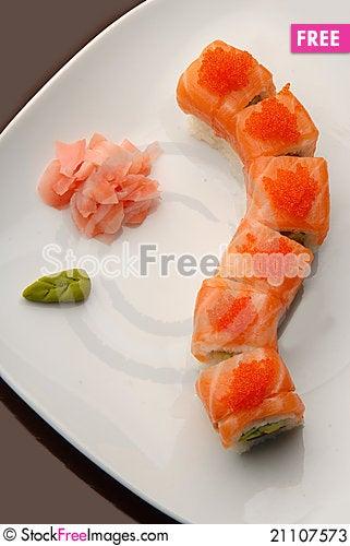 Free Japanese Food Stock Photos - 21107573