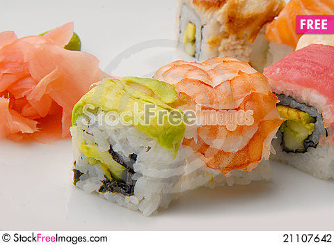 Free Japanese Food Stock Photography - 21107642